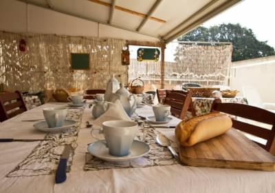 Bed And Breakfast Affittacamere Kalura Il Caldo Del Mediterraneo